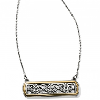 Intrigue Intrigue Bar Reversible Necklace