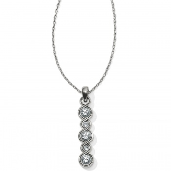 Infinity Sparkle Infinity Sparkle Bar Necklace