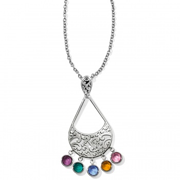 Elora Elora Gems Drops Necklace