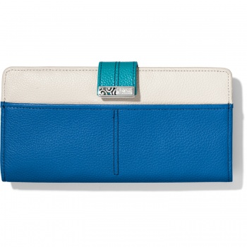 Barbados Barbados Large Pocket Wallet