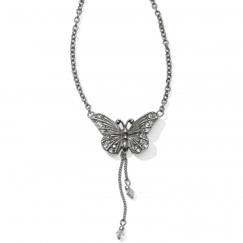 Solstice Solstice Butterfly Dangle Necklace