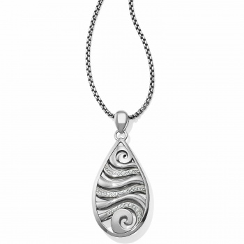 Oceanus Teardrop Necklace