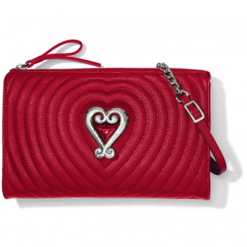 Puffy Love Quilted Cross Body