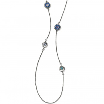 Halo Halo Eclipse Long Necklace