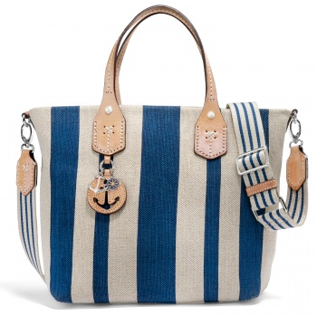 BLUE WATER Hurley Soft Satchel