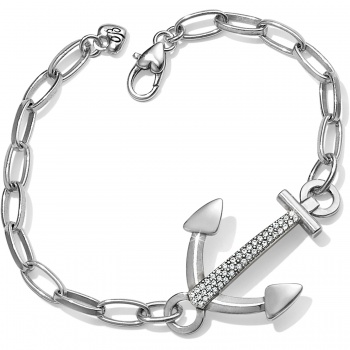 Coastline Anchor Link Bracelet