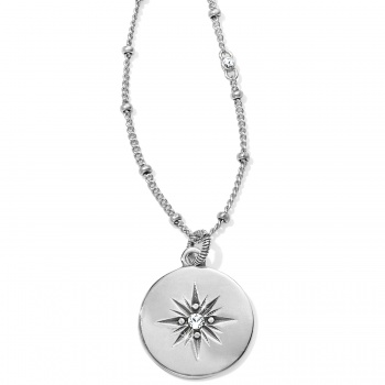 Coastline Compass Petite Necklace