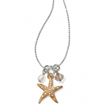 Under The Sea Shell Petite Necklace
