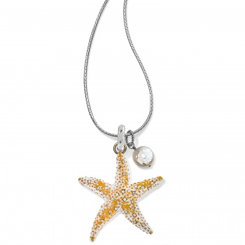 Under The Sea Convertible Starfish Necklace