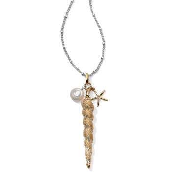 Under The Sea Convertible Shell Necklace