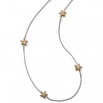Under the Sea Under The Sea Starfish Long Necklace