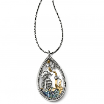 Sea Treasure Convertible Necklace