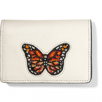 MONARCH DREAMS Monarch Dreams Beaded Card Case