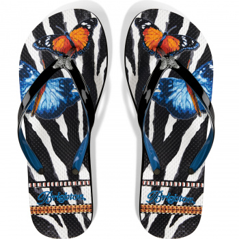 AFRICA STORIES BY BRIGHTON Masai Flip Flops
