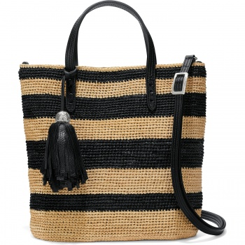 Ferrara Dita Stripe Bucket Bag