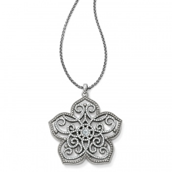 Illumina Large Flower Necklace