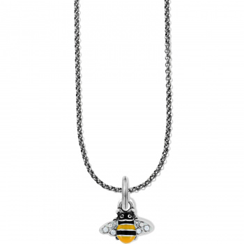 Honey Bee Vivi Charm Necklace