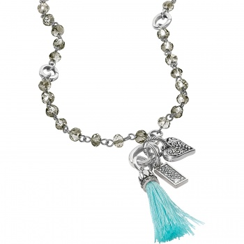 Meridian Juliet Charm Necklace