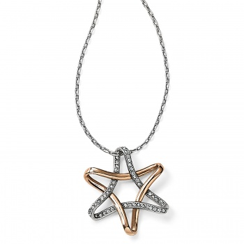 Neptune's Rings Star Necklace