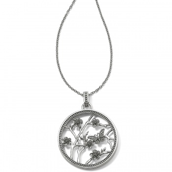 Sakura Round Convertible Necklace