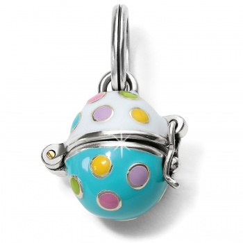 Brighton Treasures Easter Egg Charm