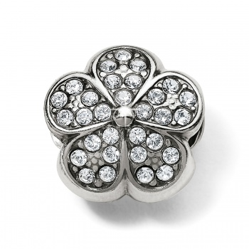 Blingy Flower Bead