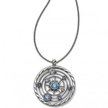 Halo Orbit Long Necklace