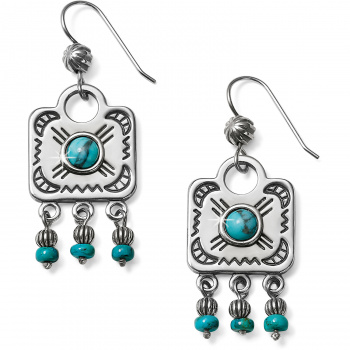 Southwest Dream Pueblo Dream French Wire Earrings