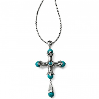 Southwest Dream Santos Convertible Cross Necklace