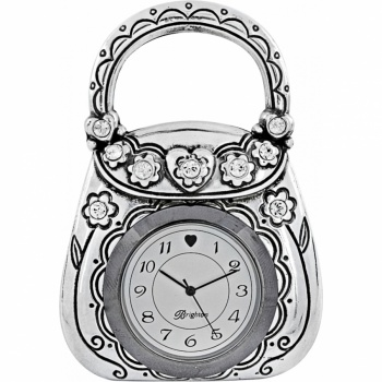Purse-Onality Clock