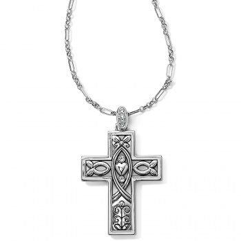 Crosses of the World Kingdom Cross Convertible Necklace