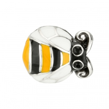 ABC Bumble Bee Bead
