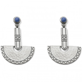 Marrakesh Mirage Bar Post Drop Earrings