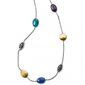 Mediterranean Multi Long Necklace