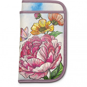 Enchanted Garden Double Eyeglass Case