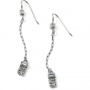Baroness Petite Drop French Wire Earrings