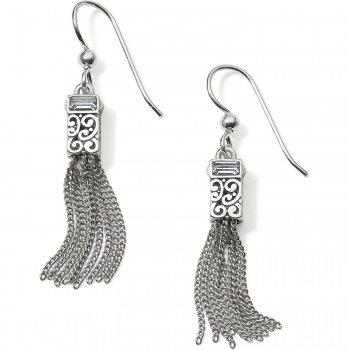 Baroness Baroness Tassel French Wire Earrings