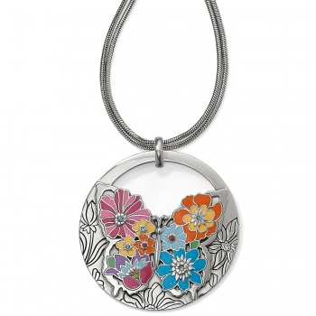 Enchanted Garden Convertible Reversible Necklace