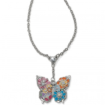 Enchanted Garden Reversible Y Necklace