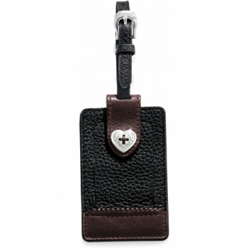 Getaway Heart Luggage Tag