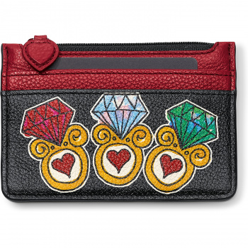 Fashionista Muse Card Coin Case