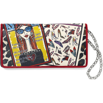 Fashionista Muse Rockmore Wallet