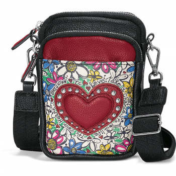 Scribble Garden Mini Utility Bag