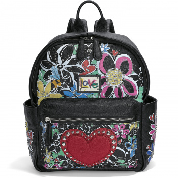 Fashionista Scribble Garden Backpack