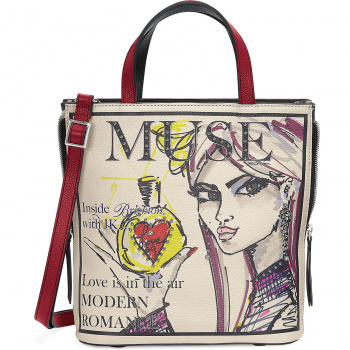 Fashionista Musette Medium Tote