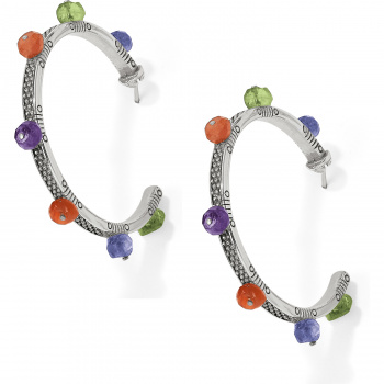 Play Of Light Play Of Light Hoop Earrings