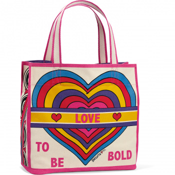 Rainbow Bright Tote