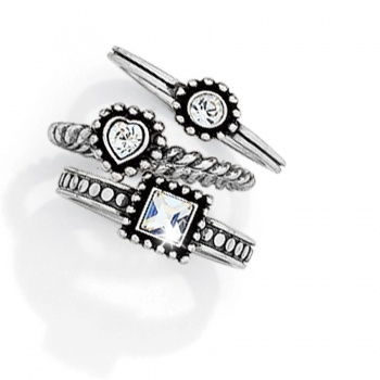 Twinkle Trio Ring