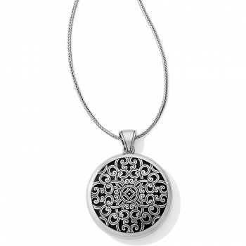 Brighton's Love Lockets Serendipity Convertible Locket Necklace