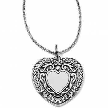 Medaille Convertible Heart Necklace